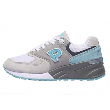 paperplanes new shoes pp1156 grey mint