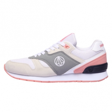 paperplanes new shoes pp1328 grey pink